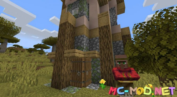 Mo_ Structures mod for Minecraft (5)_compressed