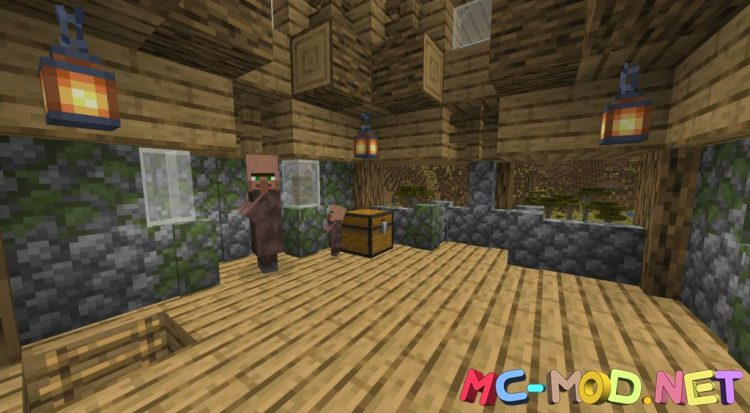 Mo_ Structures mod for Minecraft (6)_compressed