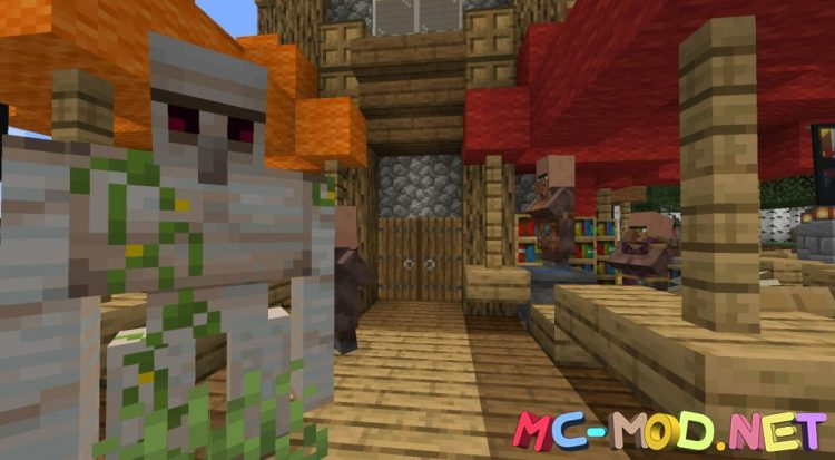 Mo_ Structures mod for Minecraft (8)_compressed