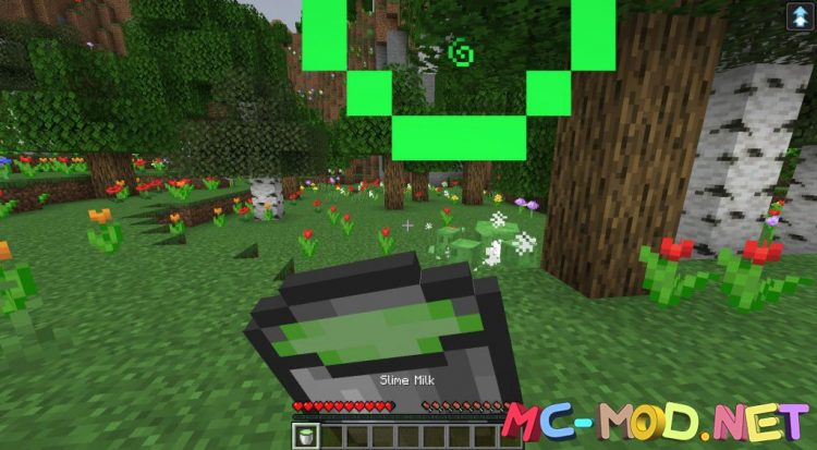 Mystery Milk mod for Minecraft (7)_compressed