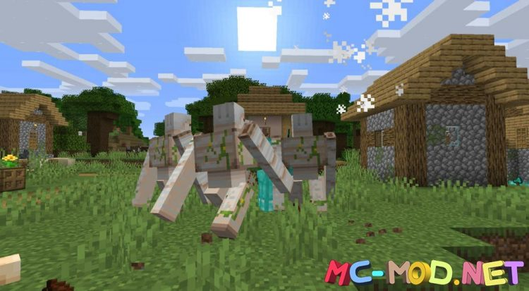 OP Monsters mod for Minecraft (10)_compressed
