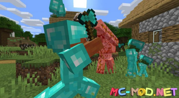 OP Monsters mod for Minecraft (11)_compressed