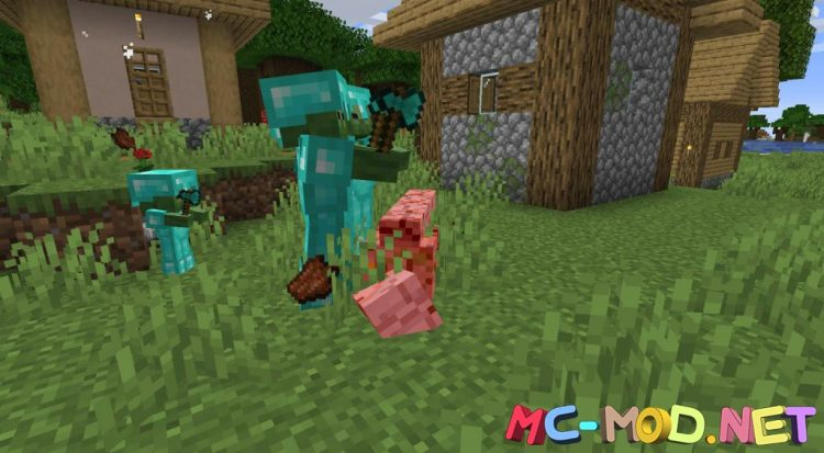 OP Monsters mod for Minecraft (12)_compressed
