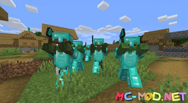 OP Monsters mod for Minecraft (13)_compressed