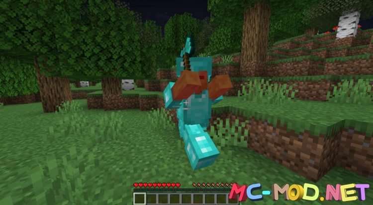 OP Monsters mod for Minecraft (7)_compressed