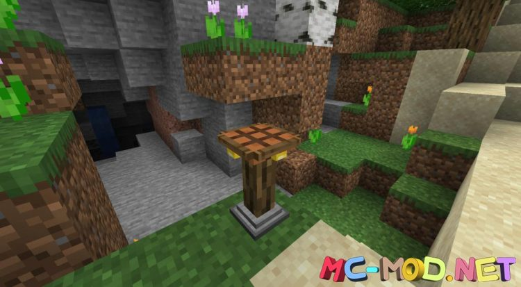 Theo_s Pedestals mod for Minecraft (4)_compressed