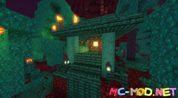 VanillaWoods mod for Minecraft (14)_compressed