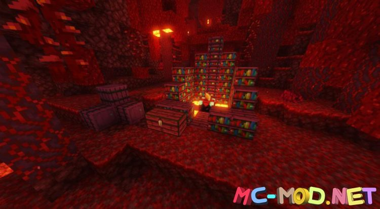VanillaWoods mod for Minecraft (15)_compressed
