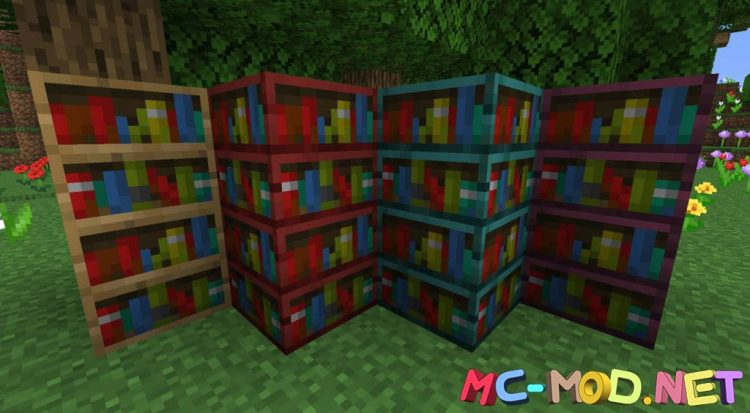 VanillaWoods mod for Minecraft (3)_compressed