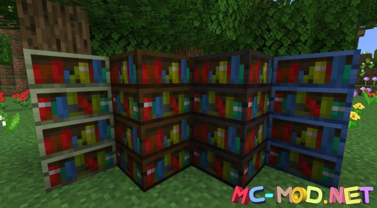 VanillaWoods mod for Minecraft (4)_compressed