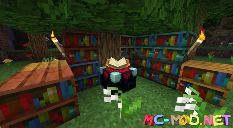 VanillaWoods mod for Minecraft (5)_compressed
