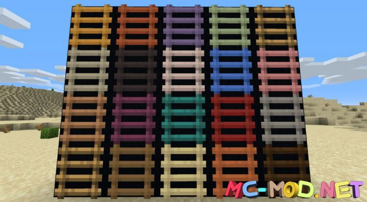 VanillaWoods mod for Minecraft (8)_compressed