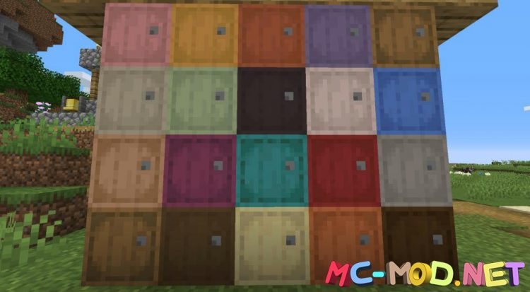 VanillaWoods mod for Minecraft (9)_compressed