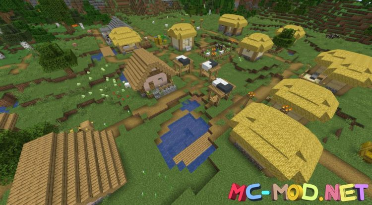 Thatched mod for Minecraft (15)_compressed