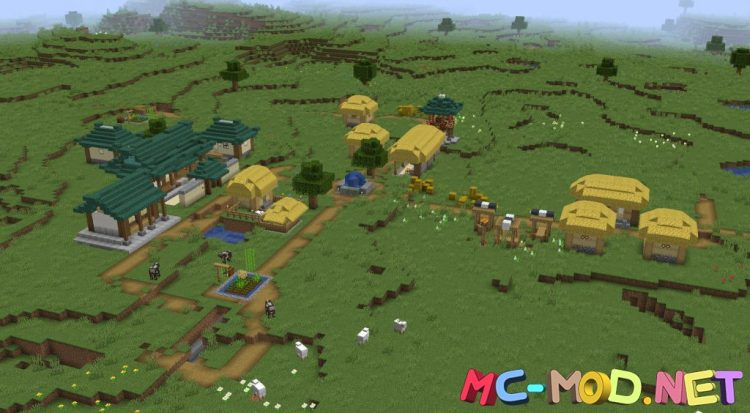 Thatched mod for Minecraft (17)_compressed