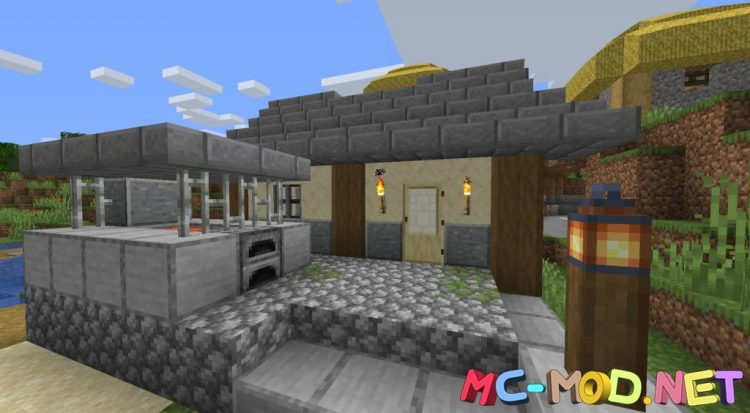 Thatched mod for Minecraft (5)_compressed