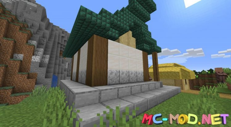 Thatched mod for Minecraft (8)_compressed